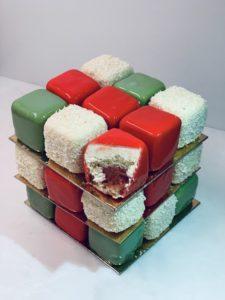 rubik's cake cédric grolet